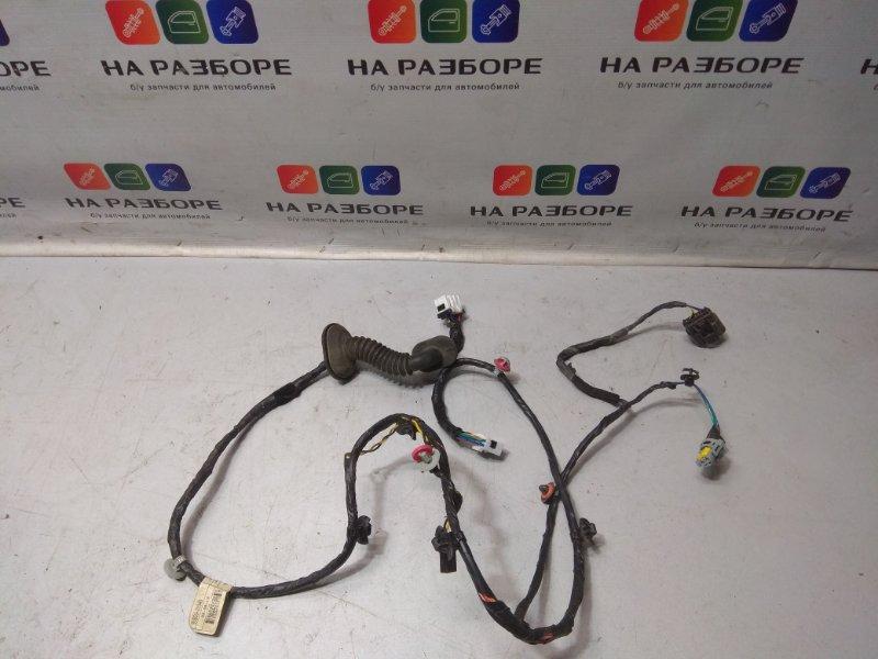Проводка двери Hyundai Ix 35 2.0 2012 задняя левая (б/у)