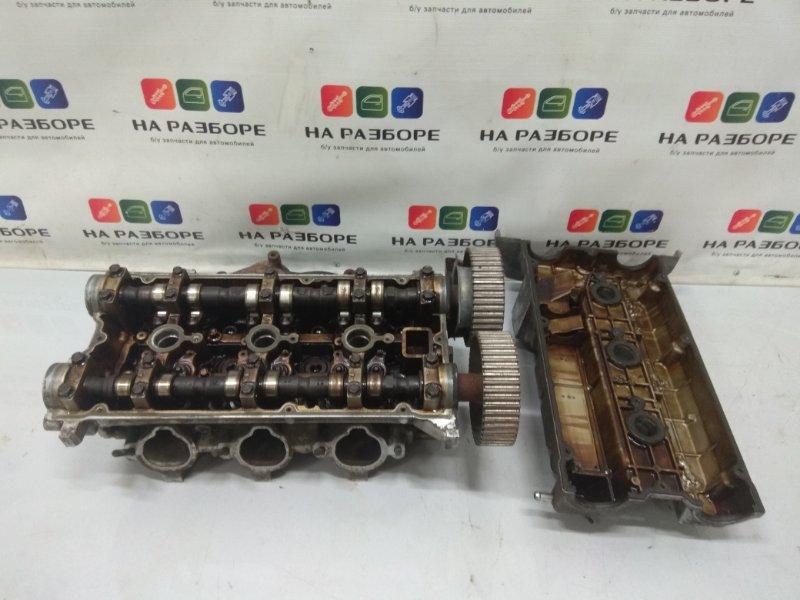 Головка блока цилиндров Mitsubishi Pajero 6G71-GDI (б/у)