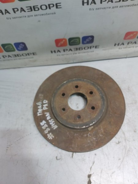 Тормозной диск Nissan Pathfinder R51 передний (б/у)