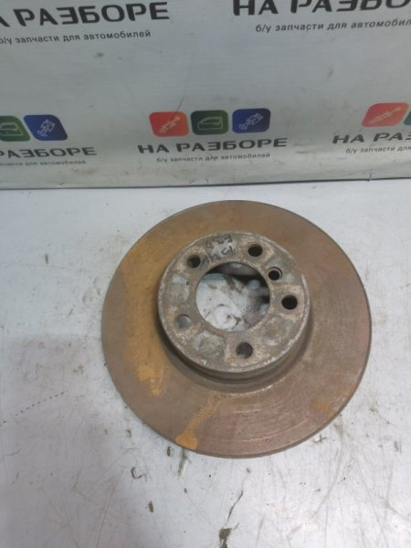 Тормозной диск Bmw 3 F30 2013 передний (б/у)