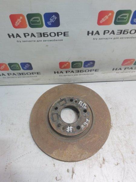 Тормозной диск Kia Sportage 3 передний (б/у)