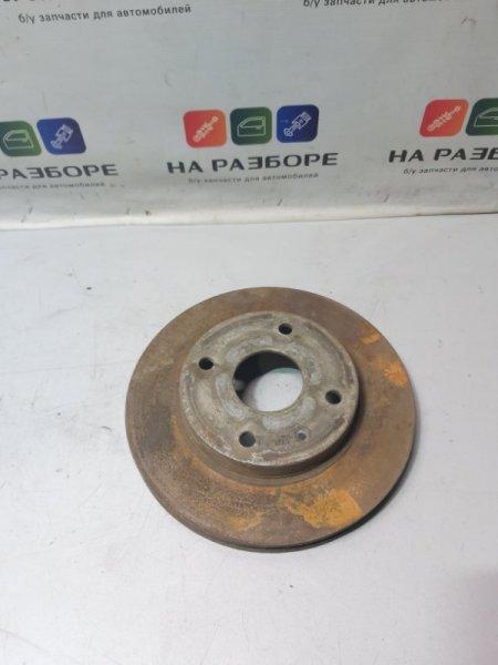 Тормозной диск Chevrolet Lacetti передний (б/у)