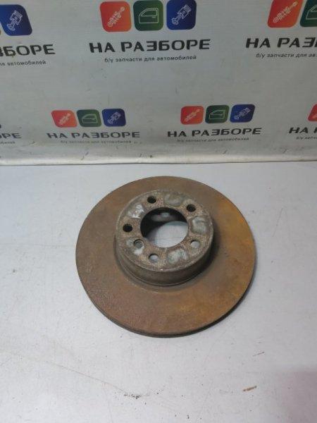 Тормозной диск Bmw 3 F30 N47 2013 передний (б/у)