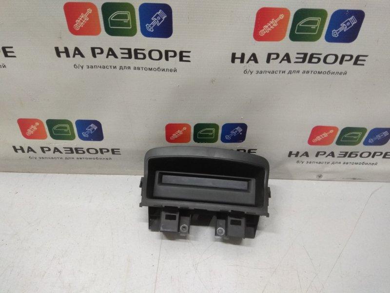 Информационный дисплей Chevrolet Cruze J305 1.8 2012 (б/у)