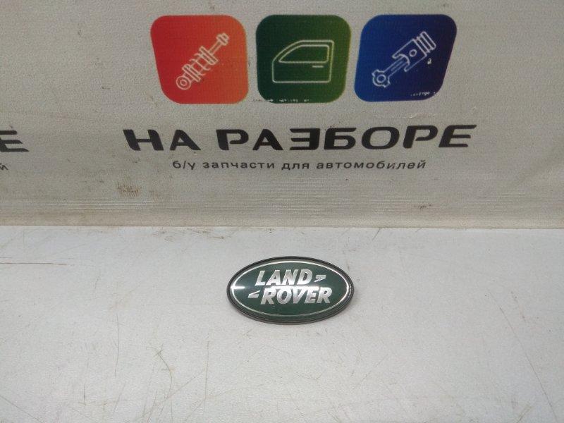 Эмблема Land Rover Freelander 2 задняя правая (б/у)