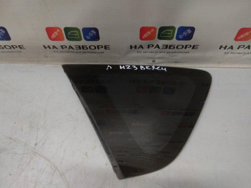 Форточка в крыло Mazda 3 BK задняя левая (б/у)