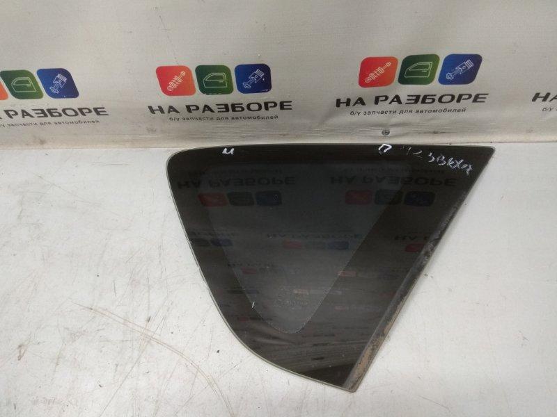Форточка в крыло Mazda 3 BK задняя правая (б/у)