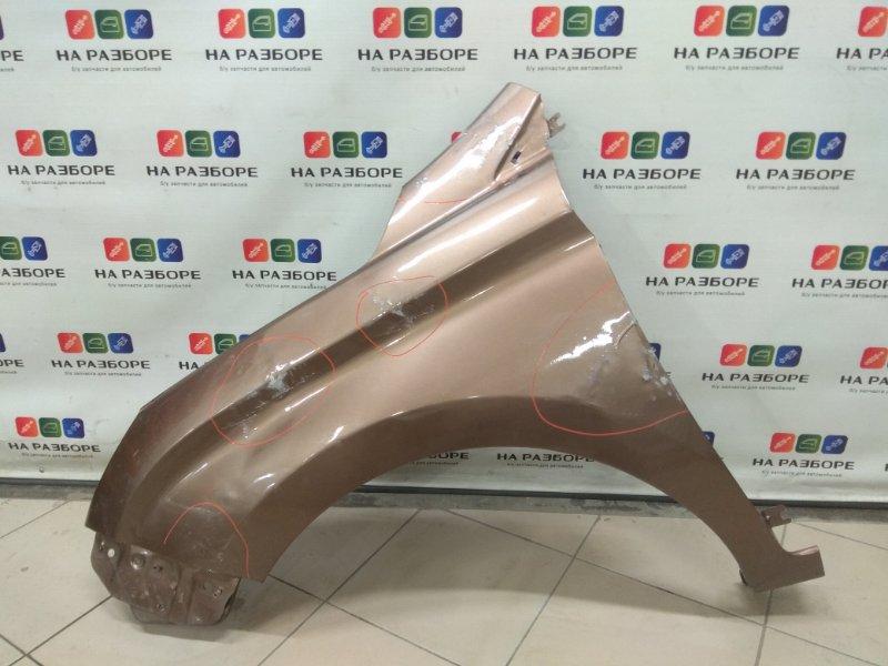 Крыло Lada Xray 1.6 2017 переднее левое (б/у)