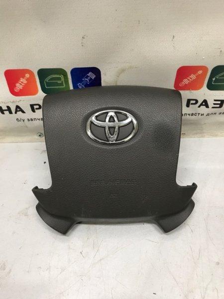 Подушка безопасности в руль Toyota Land Cruiser 200 (б/у)