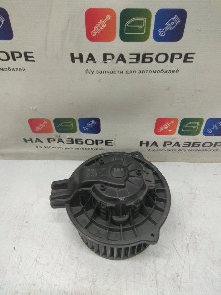 Мотор печки Hyundai Solaris (б/у)
