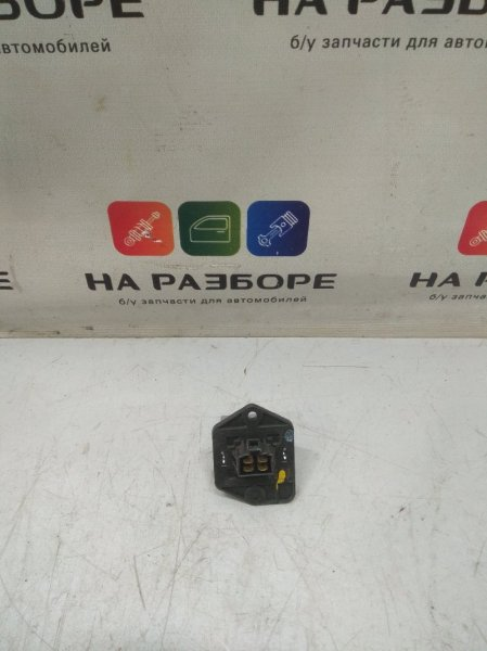 Резистор отопителя Hyundai Solaris (б/у)