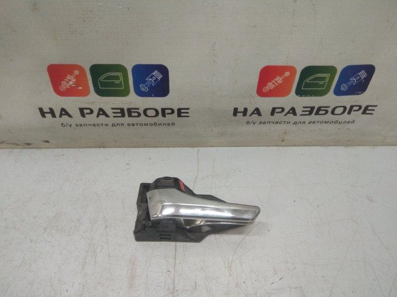 Ручка двери внутренняя Toyota Camry V50 передняя левая (б/у)