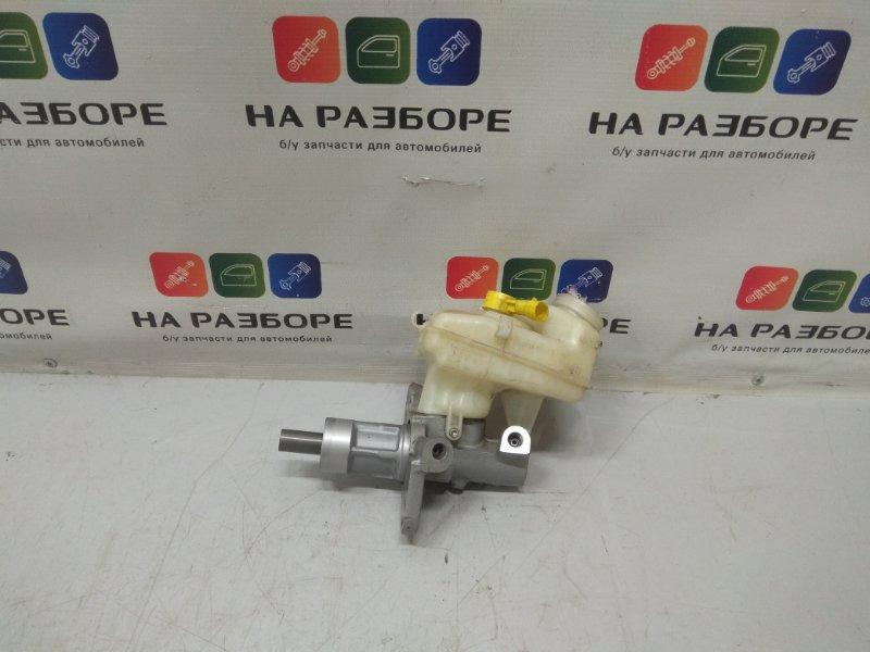 Главный тормозной цилиндр Opel Astra J (б/у)
