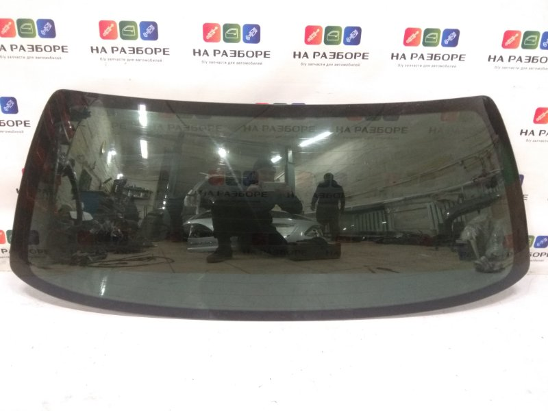 Стекло заднее Toyota Harrier XU10 2AZ-FE 2001 заднее (б/у)