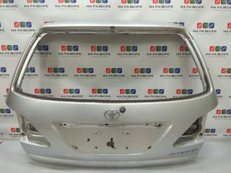 Крышка багажника Toyota Harrier XU10 2AZ-FE 2001 (б/у)