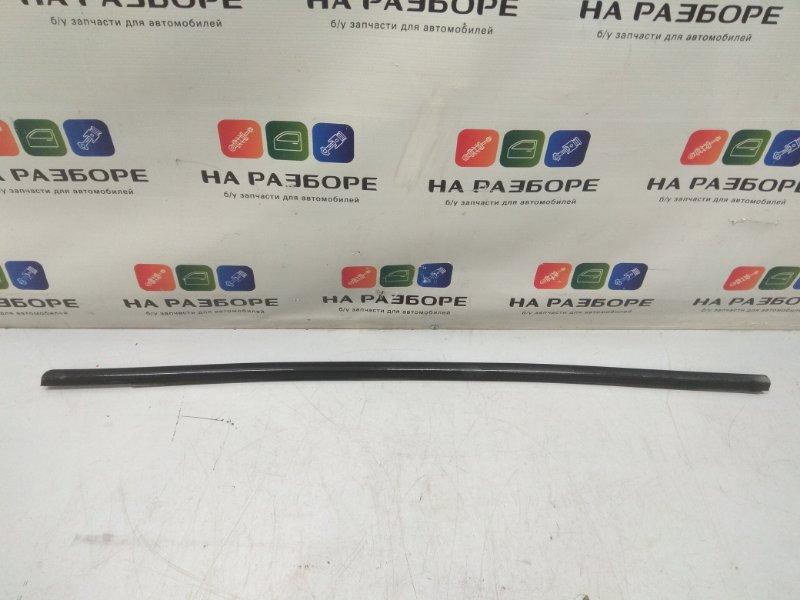 Молдинг стекла Renault Fluence СЕДАН 1.6 2013 передний левый (б/у)