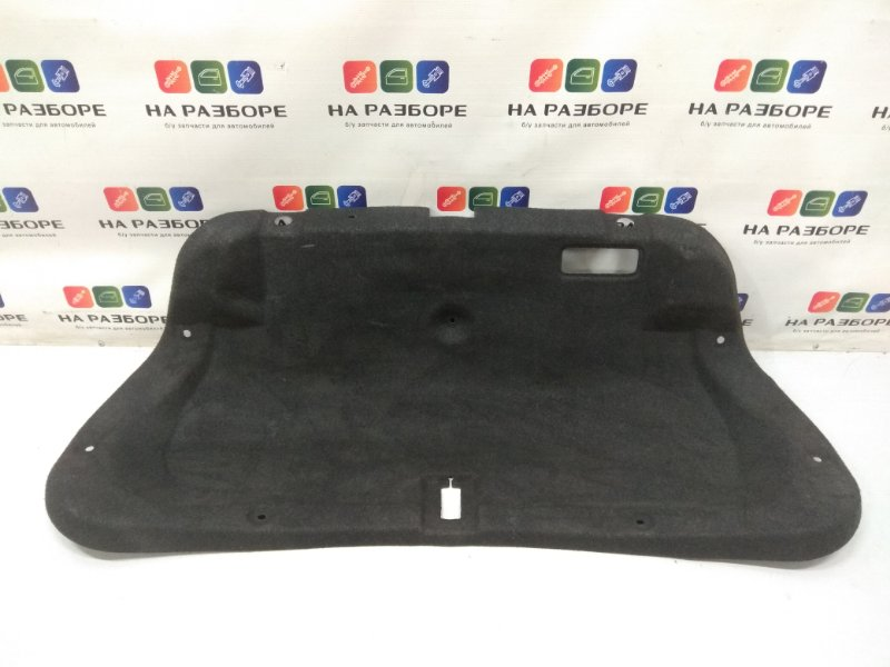 Обшивка крышки багажника Infiniti G35 V36 VQ37 2007 (б/у)