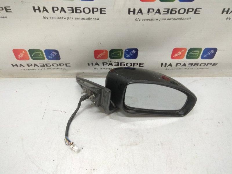 Зеркало Infiniti G35 V36 VQ37 2007 переднее правое (б/у)
