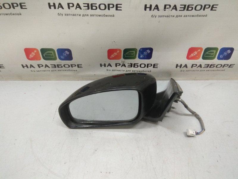 Зеркало Infiniti G35 V36 VQ37 2007 переднее левое (б/у)