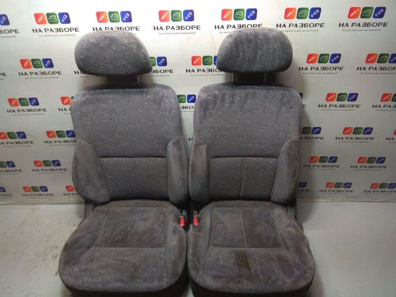 Комплект сидений Kia Spectra LD 1.6 S6D 2007 (б/у)