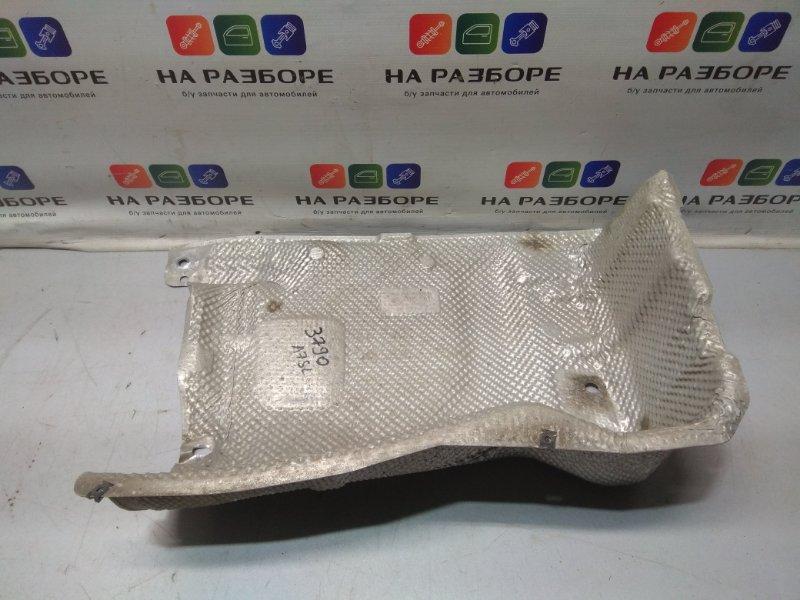 Теплозащитный экран глушителя Audi A7 4GA CDU 2014 (б/у)
