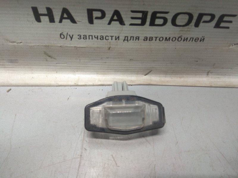 Подсветка номера Honda Accord 8 (б/у)