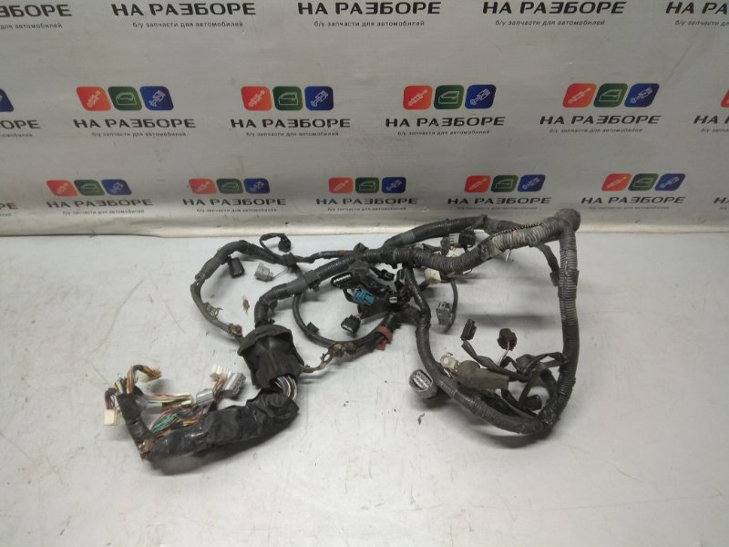 Проводка двигателя Toyota Corolla E120 FIELDER 1NZ-FE (б/у)