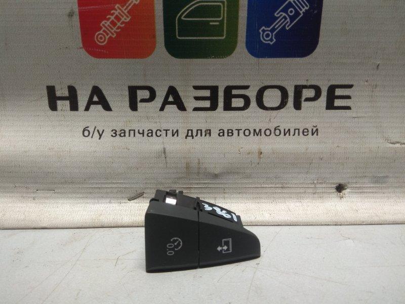 Кнопка управления щитком приборов Audi A7 4GA CDU 2014 (б/у)