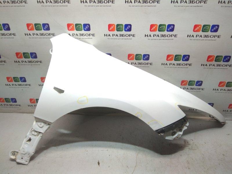 Крыло Mazda 6 GH переднее правое (б/у)