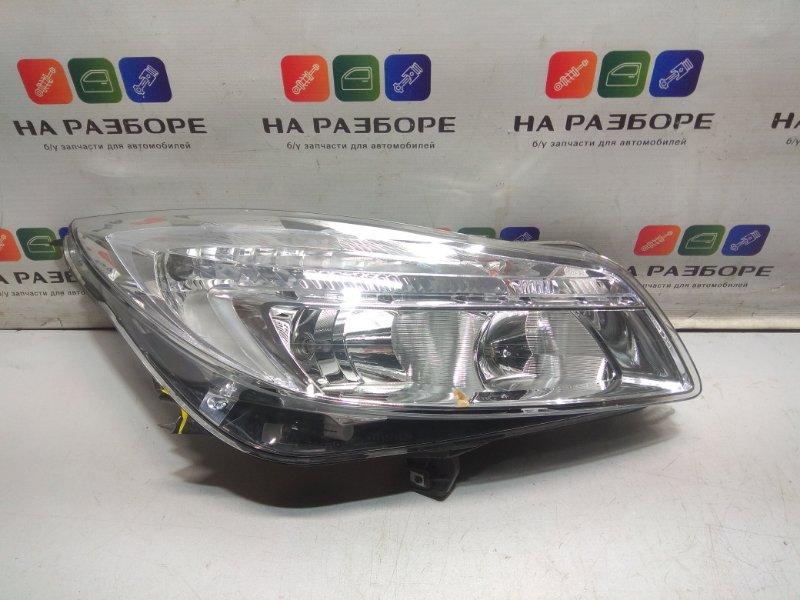 Фара Opel Insignia передняя правая (б/у)