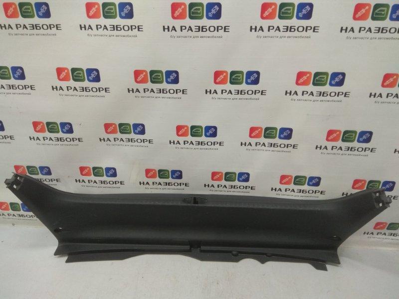 Накладка на заднюю панель Citroen C4 B7 (б/у)