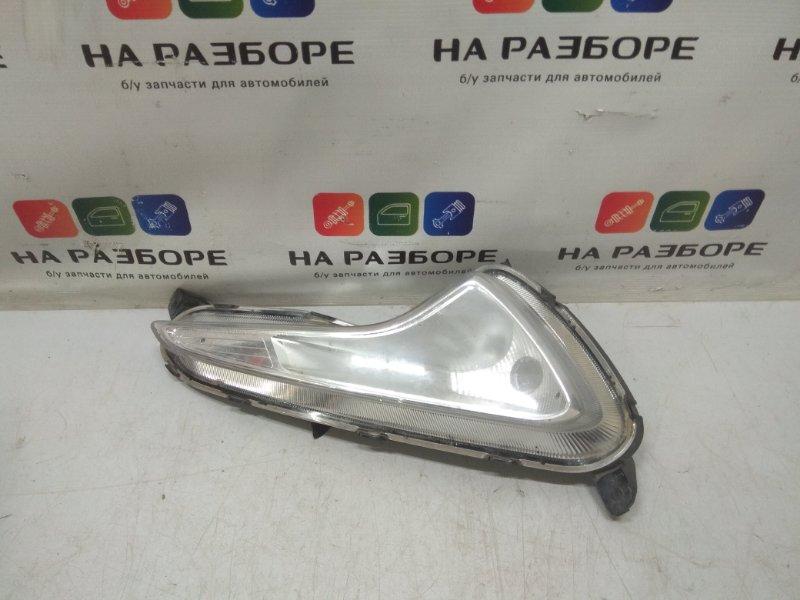Фара противотуманная Hyundai Solaris 2012 (б/у)