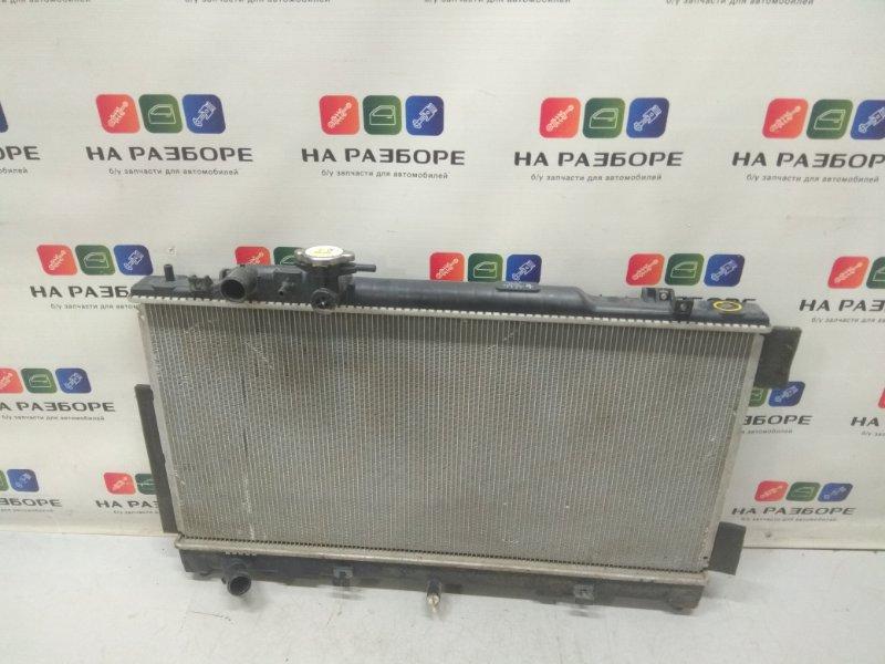 Радиатор двс Mazda 6 GH (б/у)