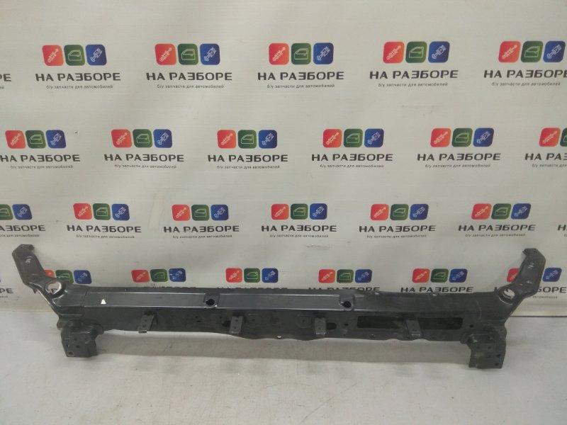 Рамка радиатора Hyundai Santa Fe (б/у)
