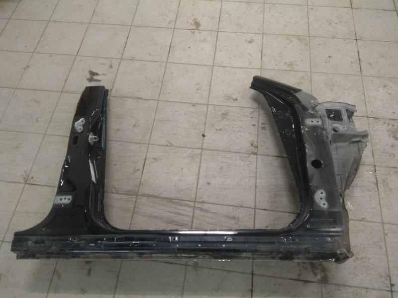 Порог кузовной Toyota Land Cruiser Prado 150 2.7 2TR-FE 2011 правый (б/у)
