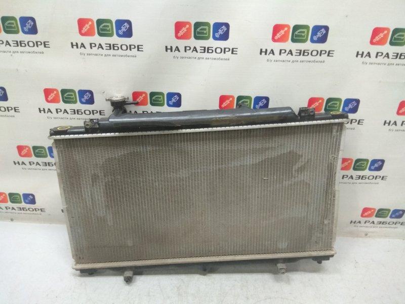 Радиатор двс Mazda 6 GJ PE-VPS 2.0 2013 (б/у)
