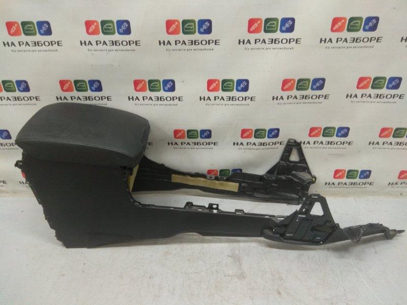Консоль между сидений Toyota Land Cruiser Prado 150 2.7 2TR-FE 2011 (б/у)