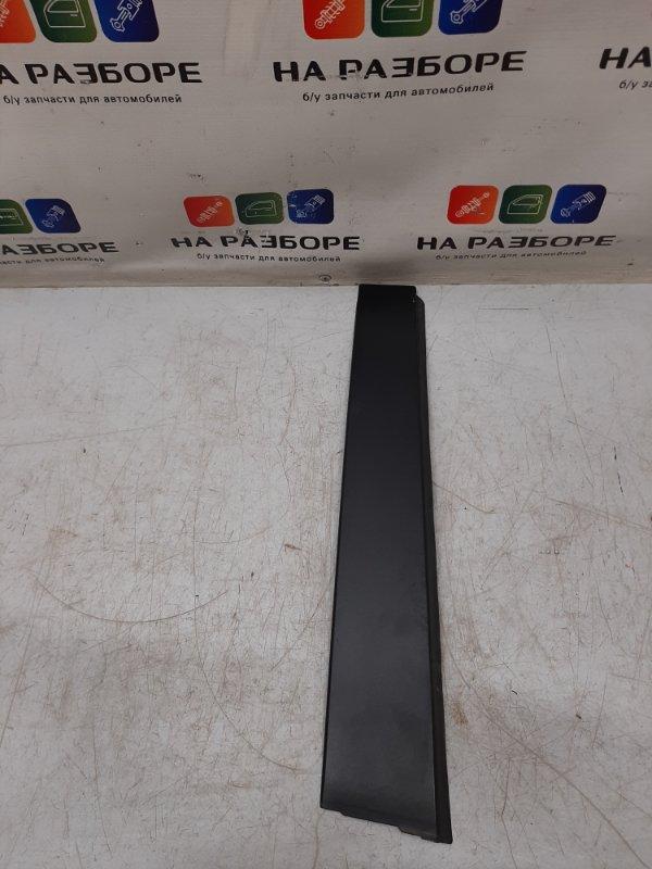 Накладка двери наружная Toyota Land Cruiser Prado 150 задняя правая (б/у)