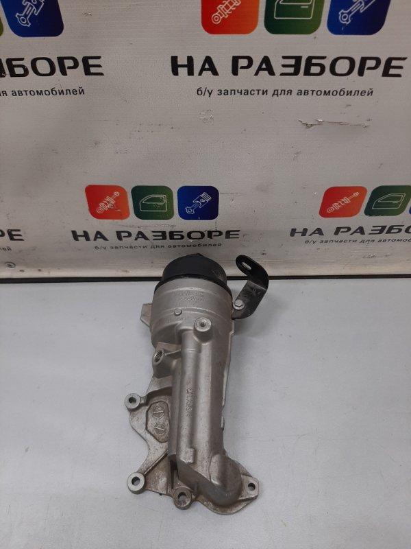 Корпус масляного фильтра Peugeot 308 (б/у)