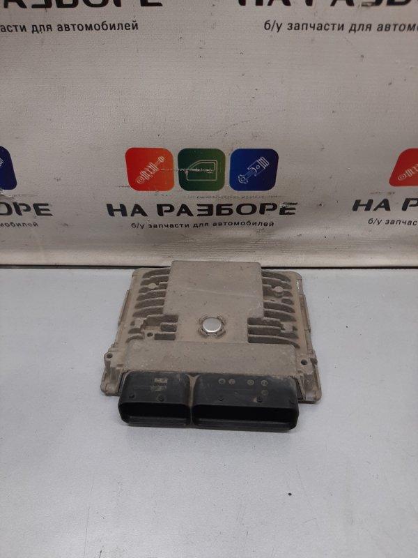 Блок управления двигателем ( эбу ) Skoda Yeti (б/у)