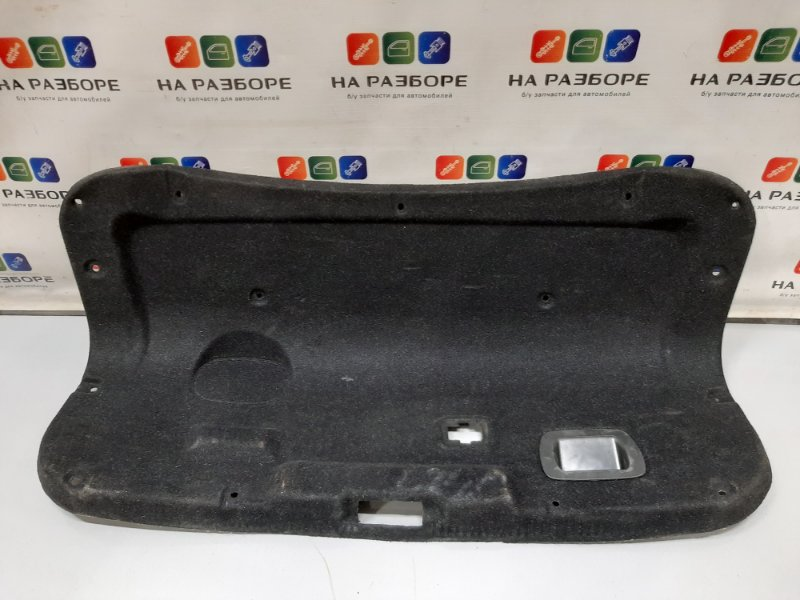 Обшивка крышки багажника Kia Magentis EF G6BV 2006 (б/у)