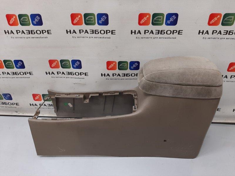 Консоль между сидений Kia Magentis EF G6BV 2006 (б/у)