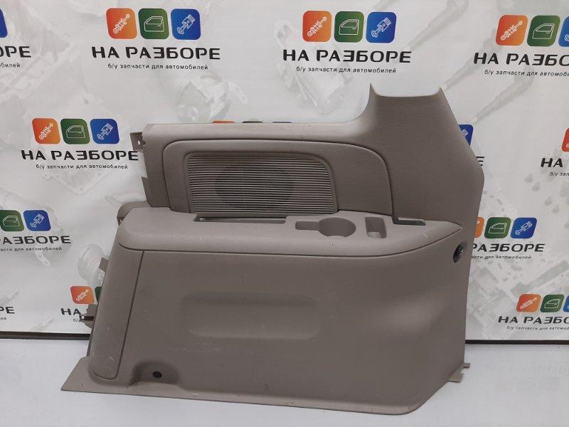 Обшивка багажника Dodge Caravan 4 2.4 EDZ левая (б/у)