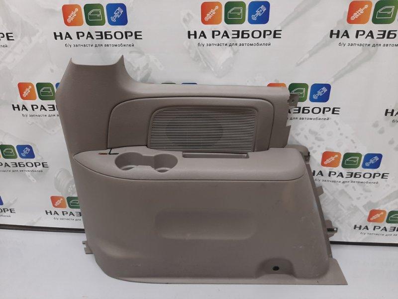 Обшивка багажника Dodge Caravan 4 2.4 EDZ правая (б/у)