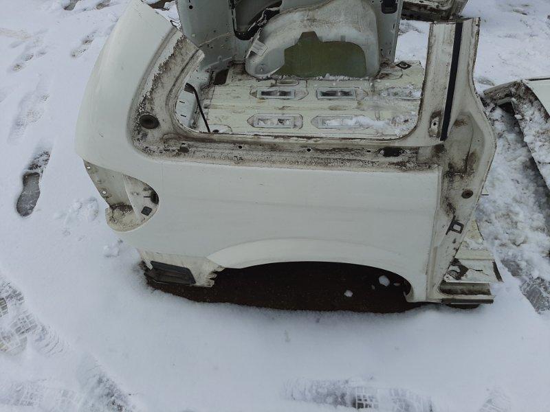 Четверть Dodge Caravan 4 2.4 EDZ задний правый (б/у)