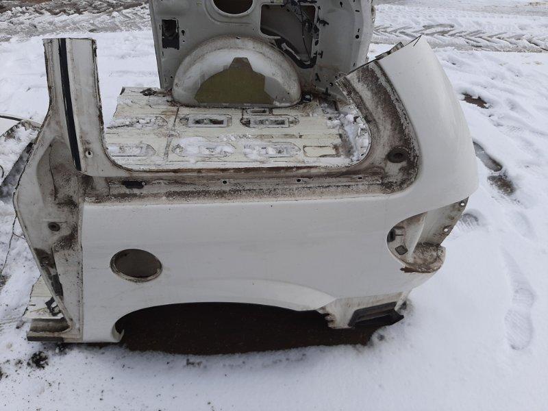 Четверть Dodge Caravan 4 2.4 EDZ задний левый (б/у)