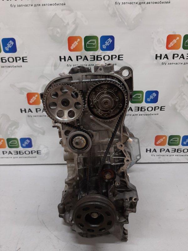 Двигатель Skoda Octavia A7 CWV 1.6 2018 (б/у)