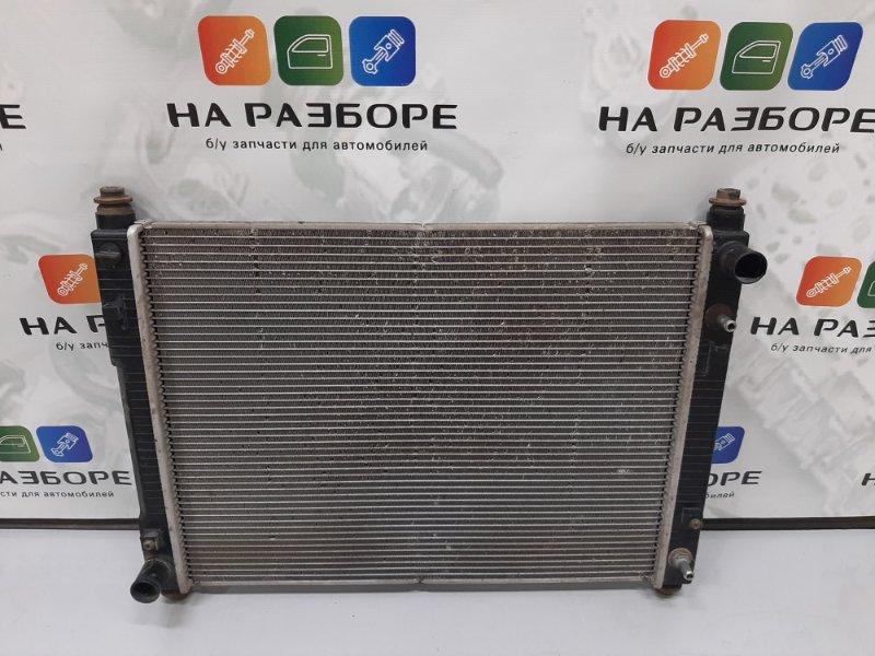 Радиатор двс Changan Cs35 1.6 2014 (б/у)