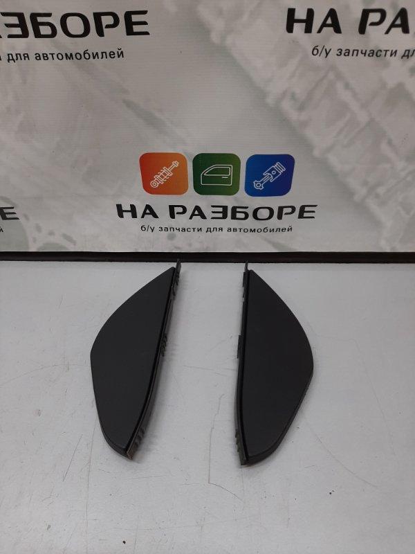 Накладки на торпедо боковые Changan Cs35 1.6 2014 (б/у)