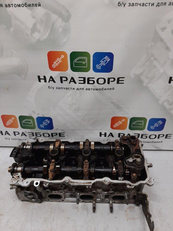 Головка блока цилиндров Nissan Teana J32 VQ25 левая (б/у)